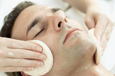 facial specifically designed for mens skin