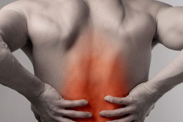 deep tissue massage for lower back pain